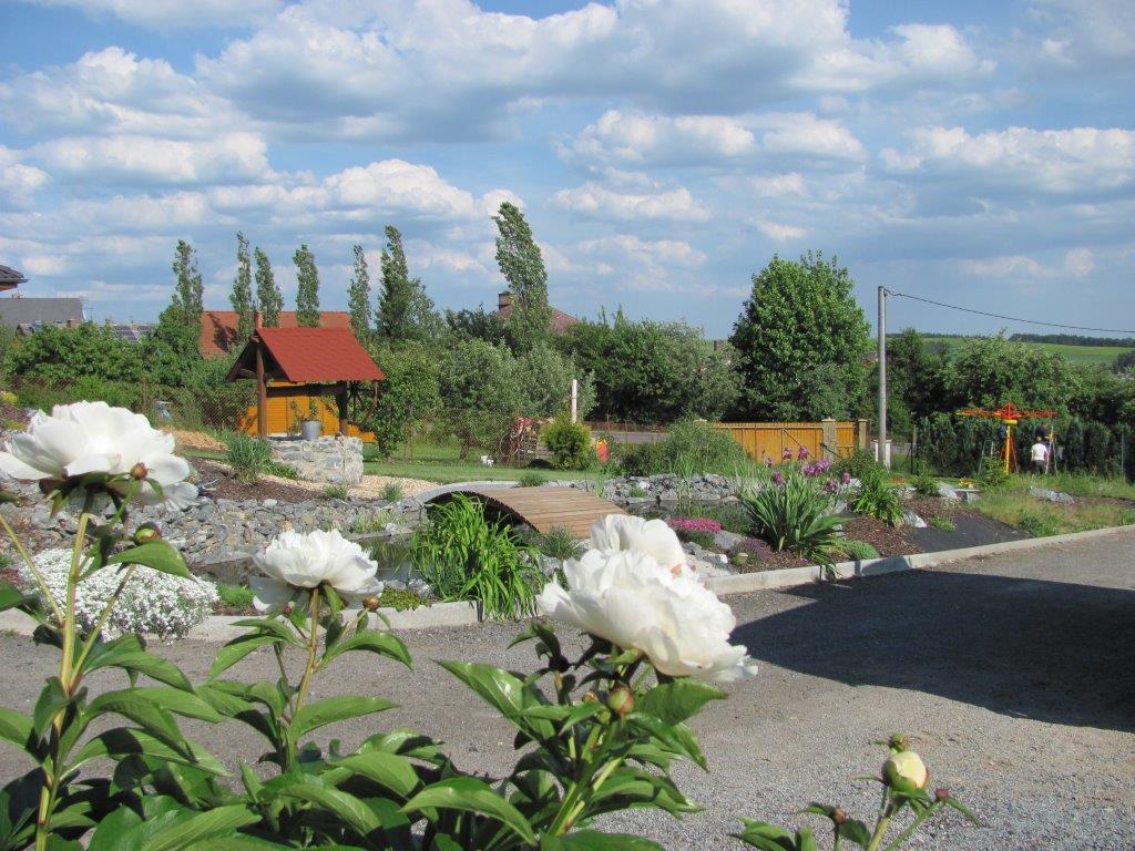 pravy pozemků - modelujeme zahrady 2